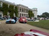 Sports cars, stock cars, racing models, rally cars and their heroic drivers all entertain the public at Goodwood with sights and sounds seldom heard elsewhere in the 21st Century.