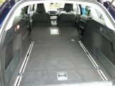 Especially helpful is the ultra-rapid 'one touch' folding arrangement for the rear seat backs, instantly converting the car to van-like load-carrying mode.