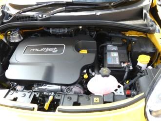 Fiat's impressive Multijet II engine.