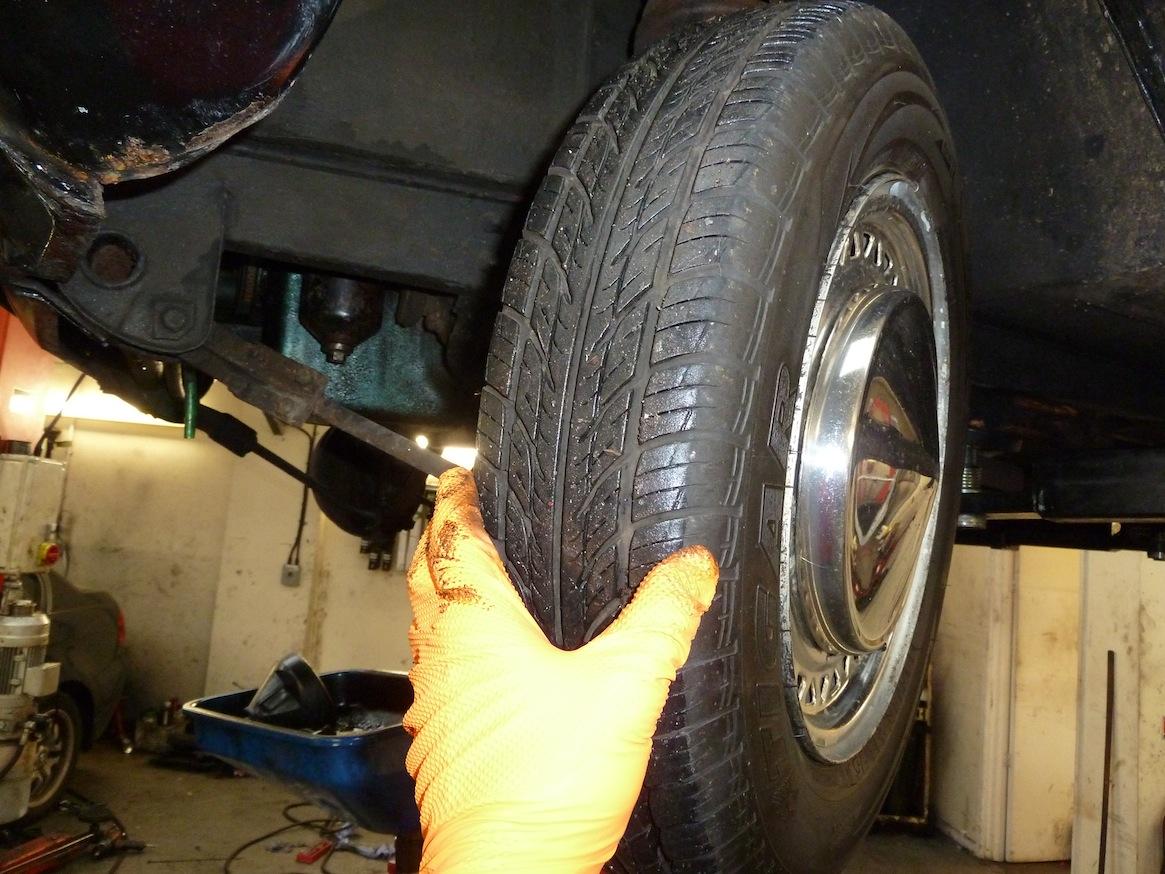 Tyresome! Low res. 9.11.15 P1150423 copy