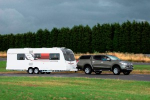 Mitsubshi new L200 Double Cab towing