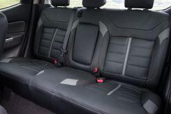 Mitsubishi L200 Double Cab rear seats