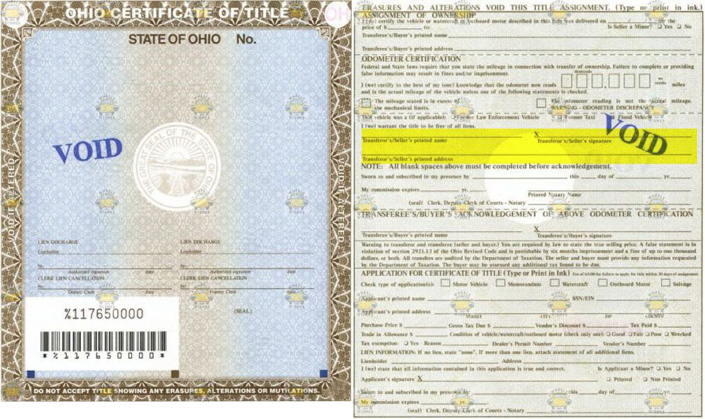 Donation Certificate Blank