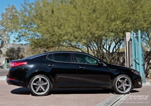Aftermarket: Kia Optima Aftermarket