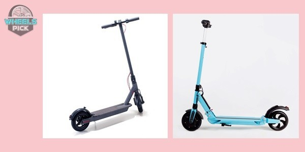 Kick Scooter OR Electric Scooter