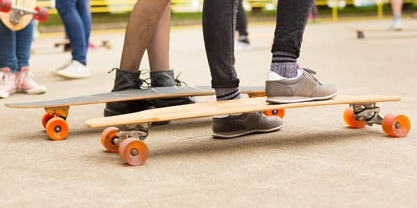 Setting Up Your Board For Cruising