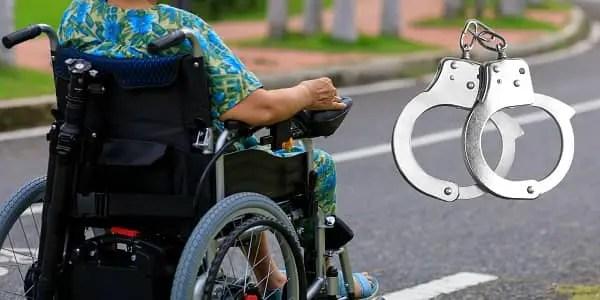 DUI Arrest for Motorized Wheelchair
