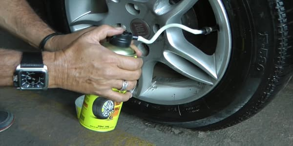 How to Make Use of Slashed Tires
