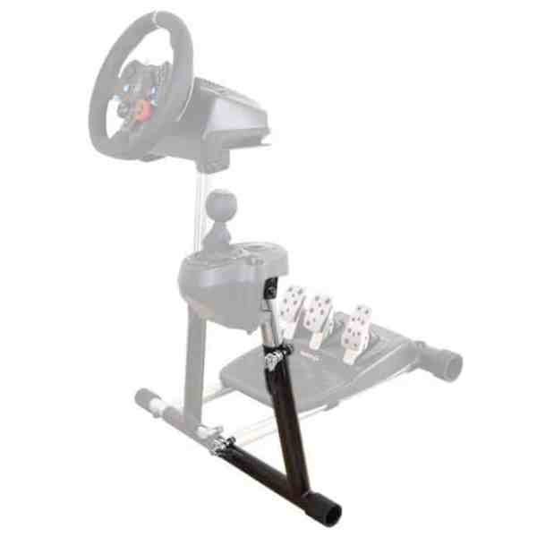 RGS module Wheel stand pro met Logitech driving force shifter
