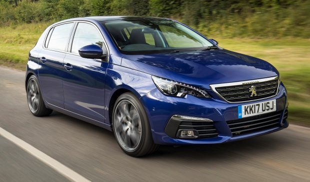 Sunday Drive Peugeot 308 Allure 1 2 Puretech 130 Automatic Wheels Within Wales