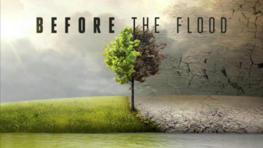 Documentary about climate change: Before The Flood
