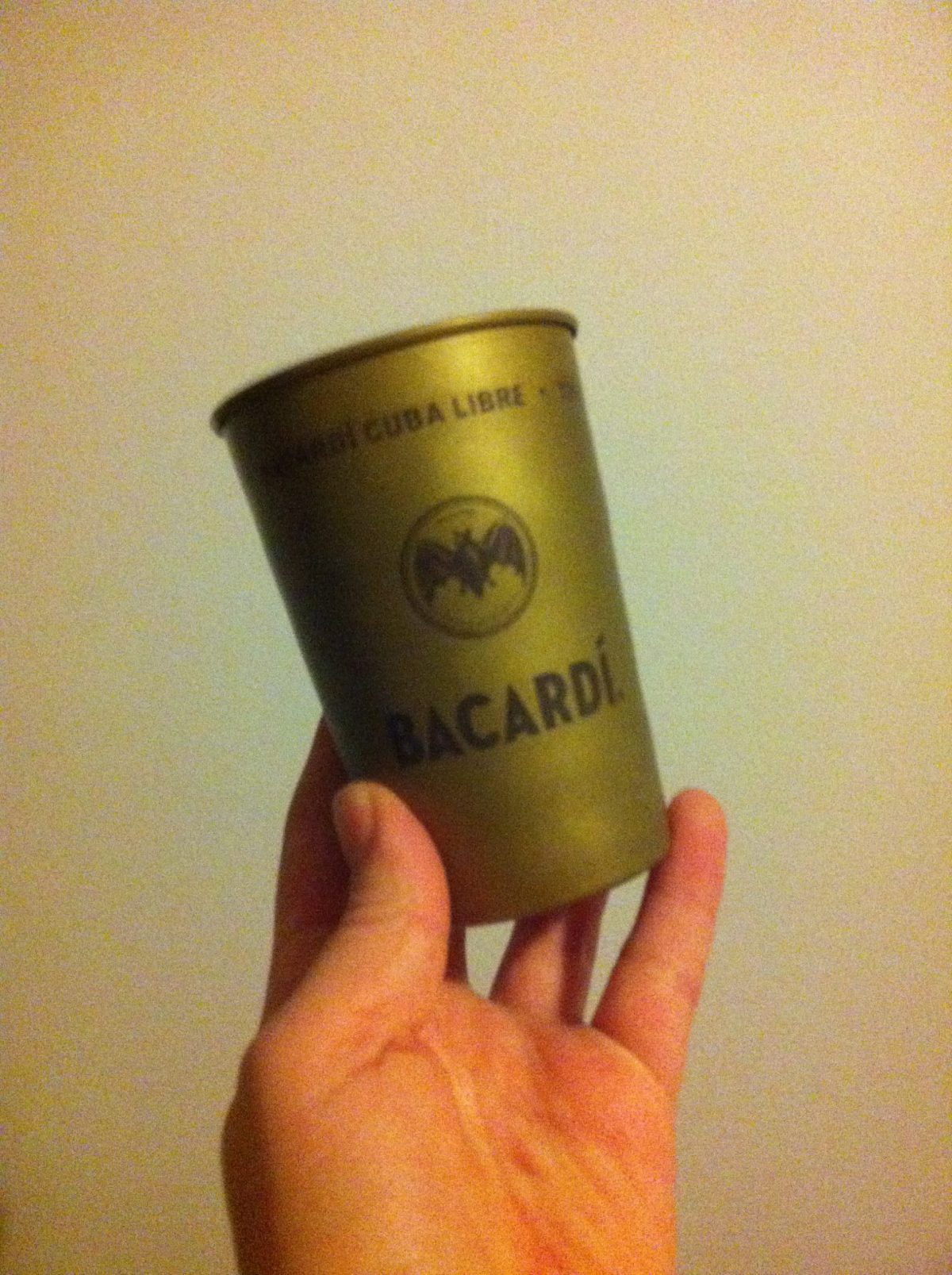 How to avoid disposable (plastic) cups
