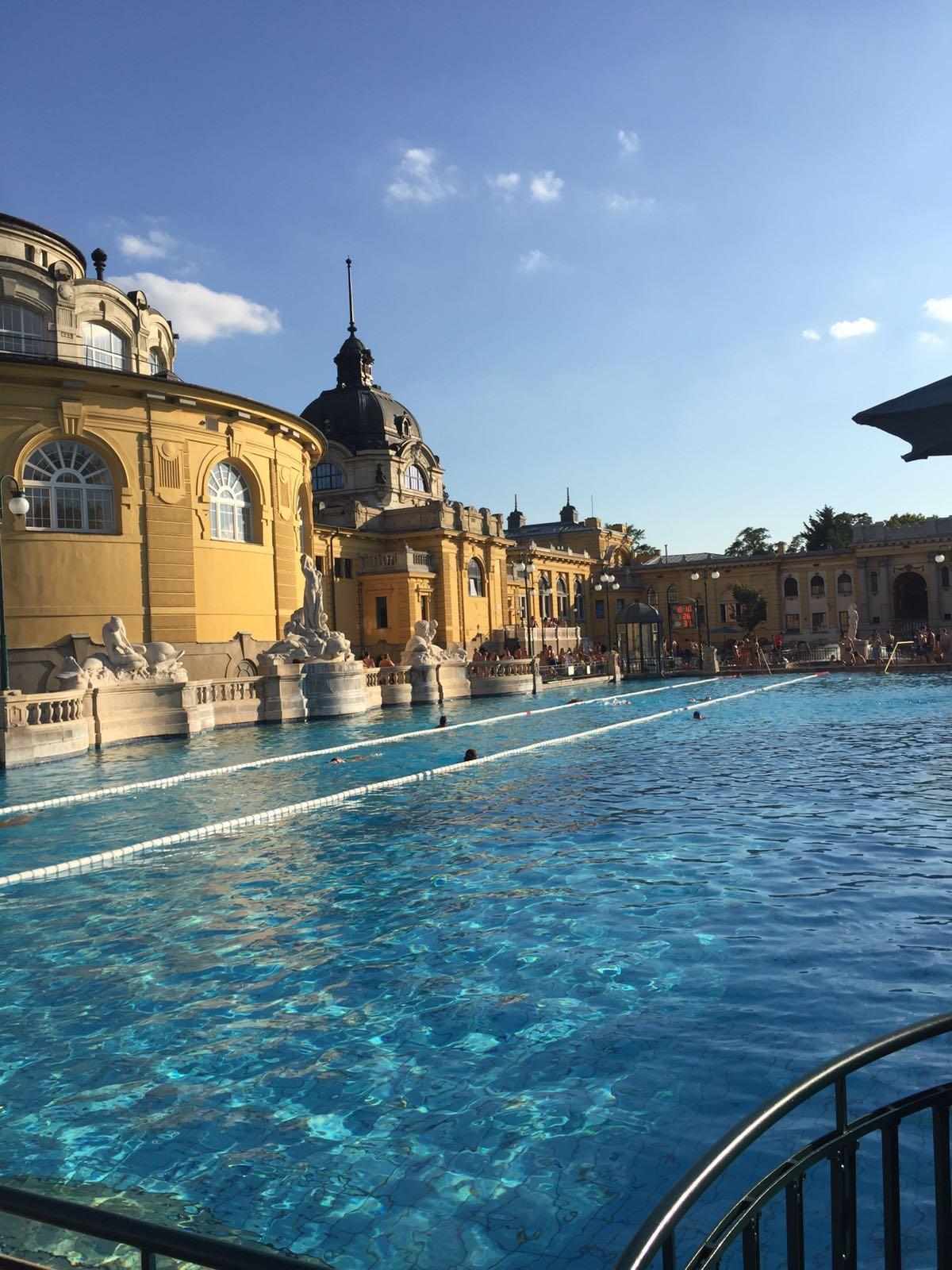 Hotspot: Budapest