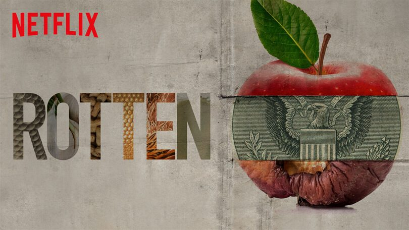Series about the food system: Rotten