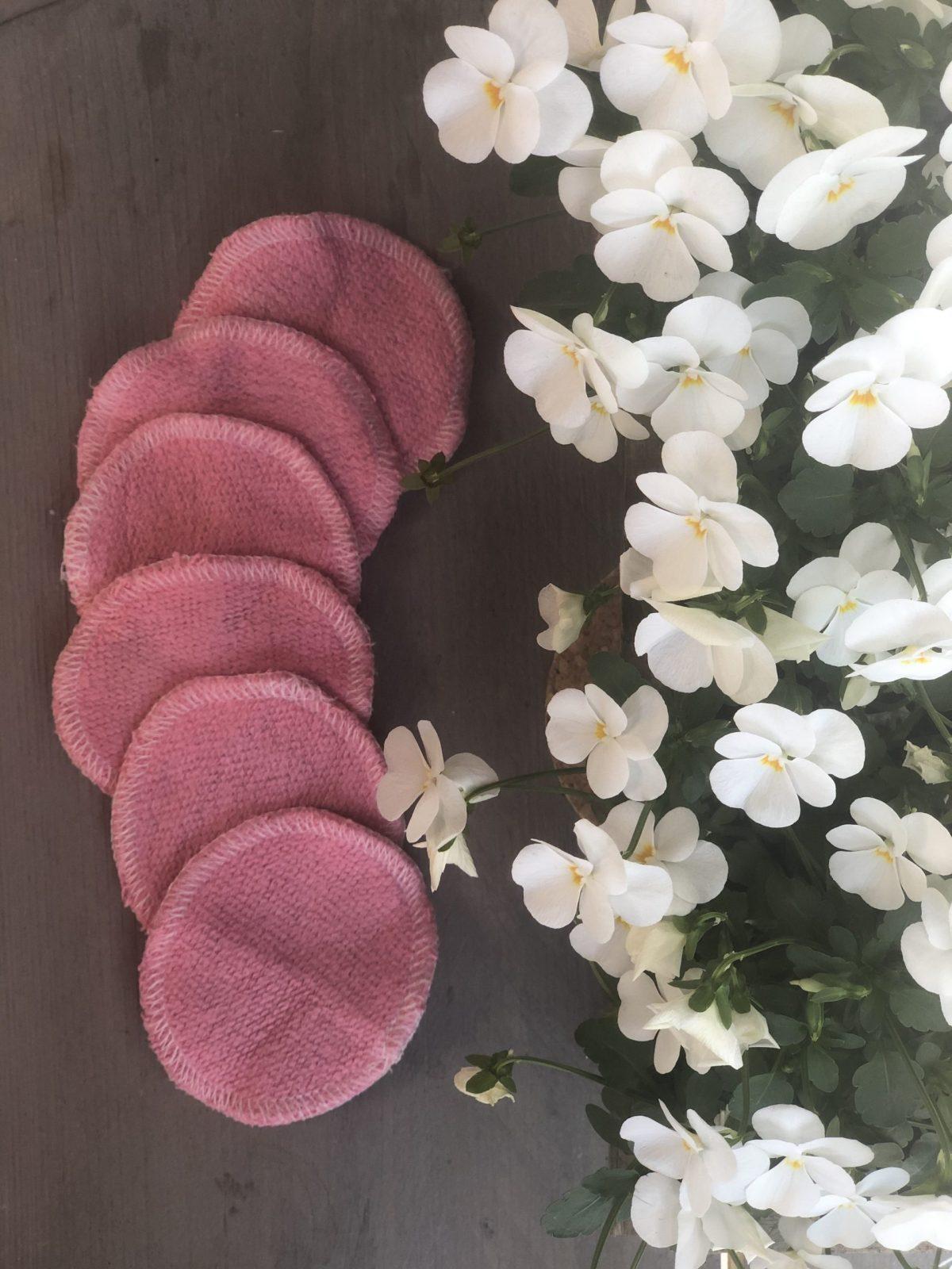 A zero waste alternative to cotton pads