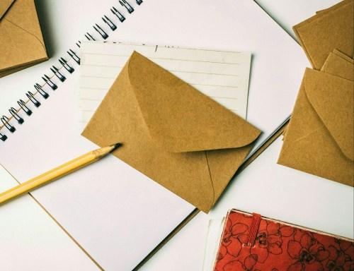 Cash envelope newlyweds