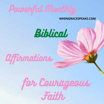 Powerful Monthly Biblical Affirmations - Intro
