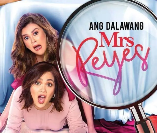 Ang Dalawang Mrs Reyes