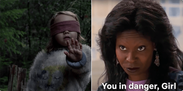 Netflix Warns Users Not To Hurt Themselves For Bird Box Challenge