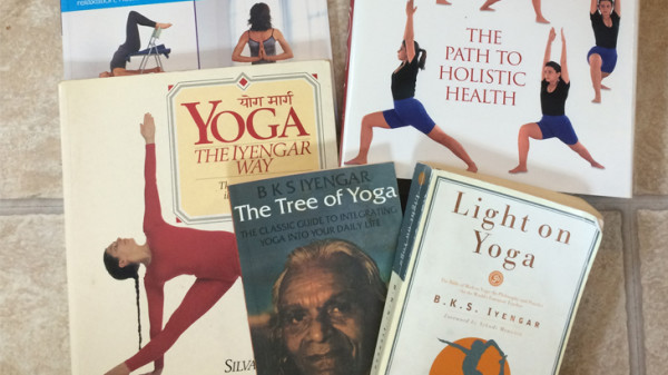 Recommended Iyengar Yoga Books for Beginners
