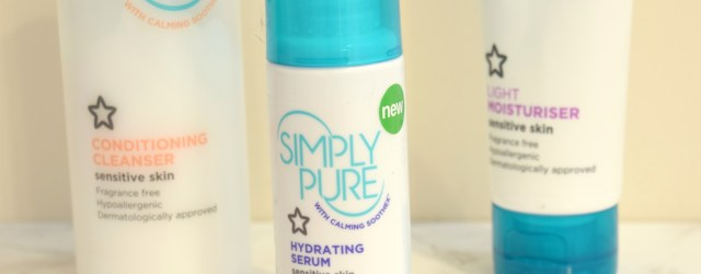 Superdrug Simply Pure Skincare