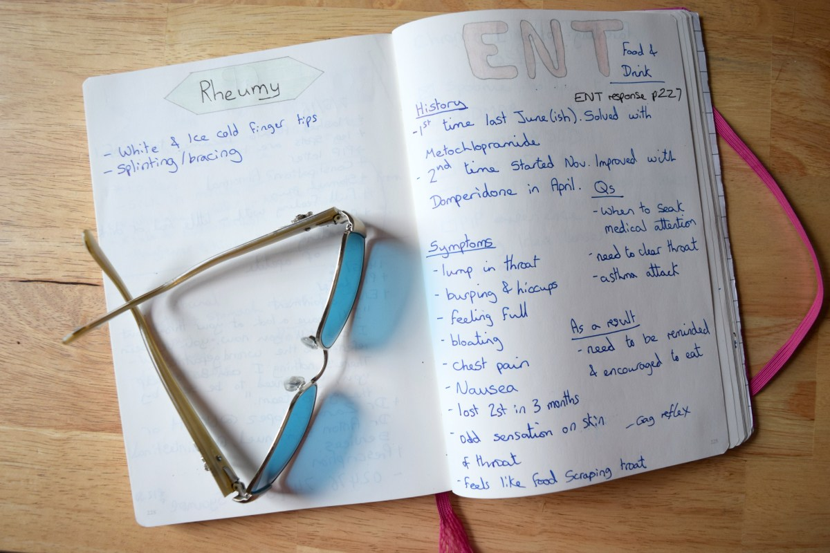 How To Bullet Journal Doctor's Appointments