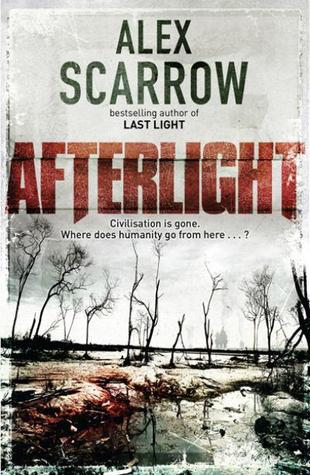 Afterlight - Scarrow, Alex