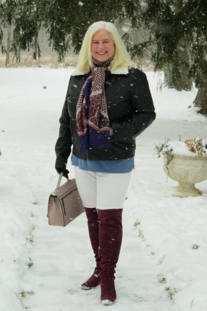 Style For Women Over 40 | www.whenthegirlsrule.com