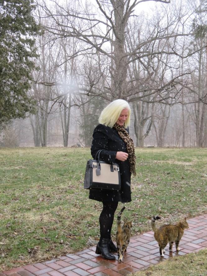 Cute jacket for women over 40! | whenthegirlsrule.com