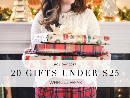20 Gifts Under $25