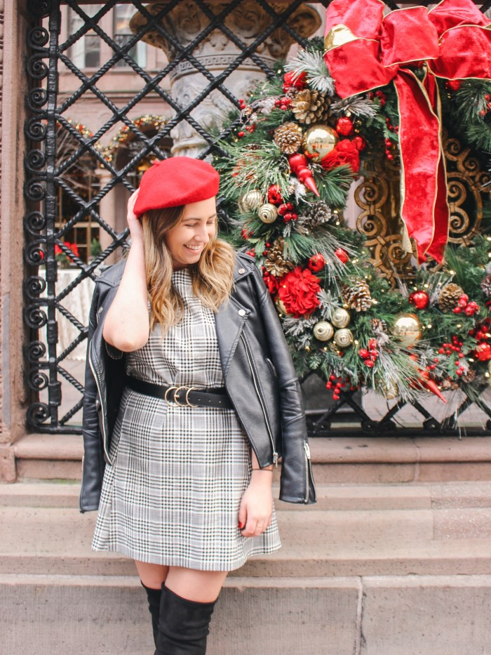 Holiday Red Beret