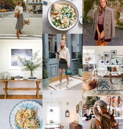 When & Wear September Inspiration imagery