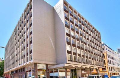 66Keerom Apartment Building Cape Town