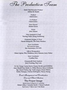 '03 Gold Star Awards