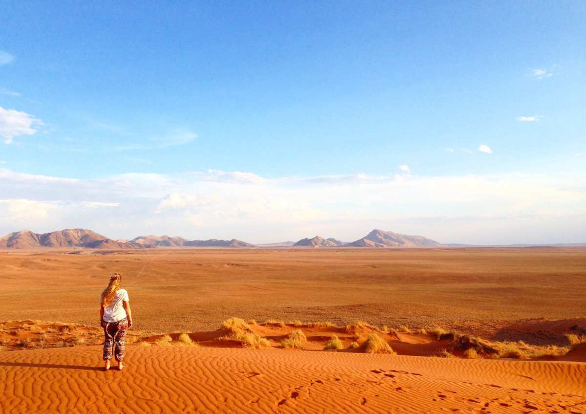 Africa overlanding: adrenaline activities and the Namib desert