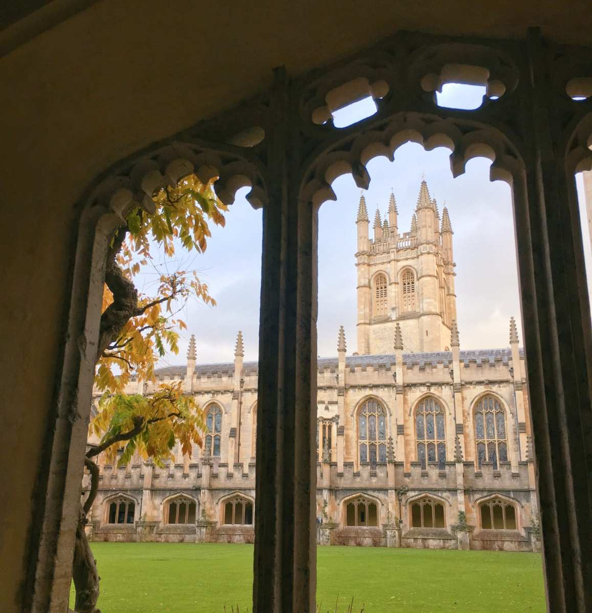 A guide to visiting Oxford's colleges