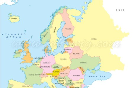austria location on the europe map » [Home Decorations] - HD Picture ...