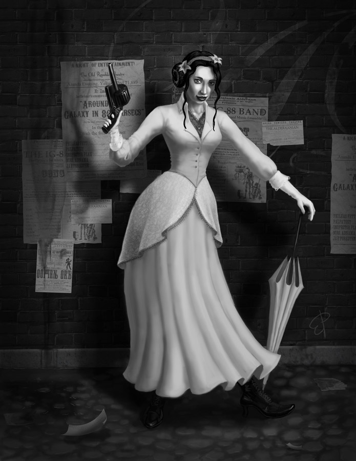 Lady Leia, Princess of Alderaan