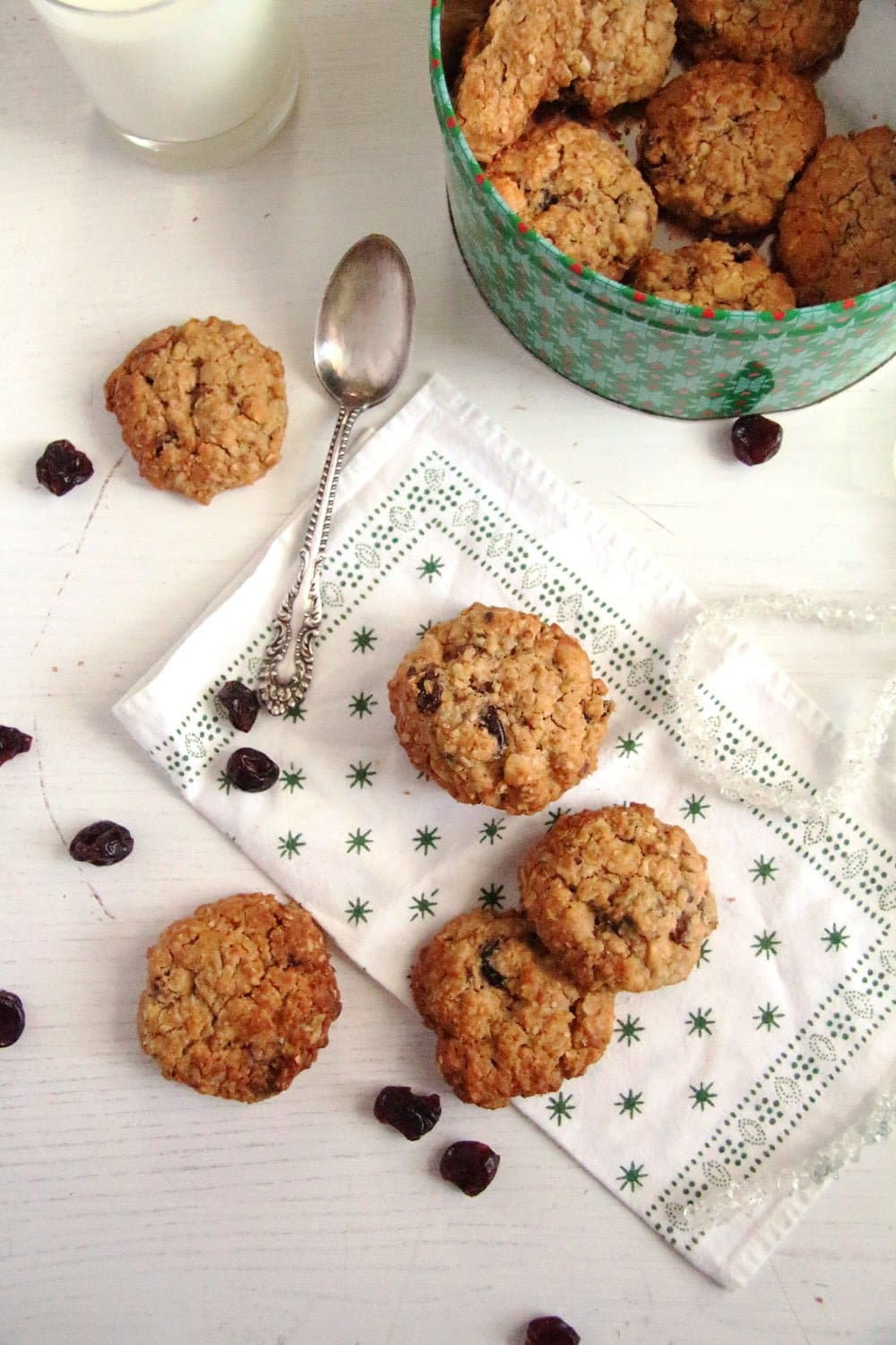muesli cookies cherry Muesli Biscuits