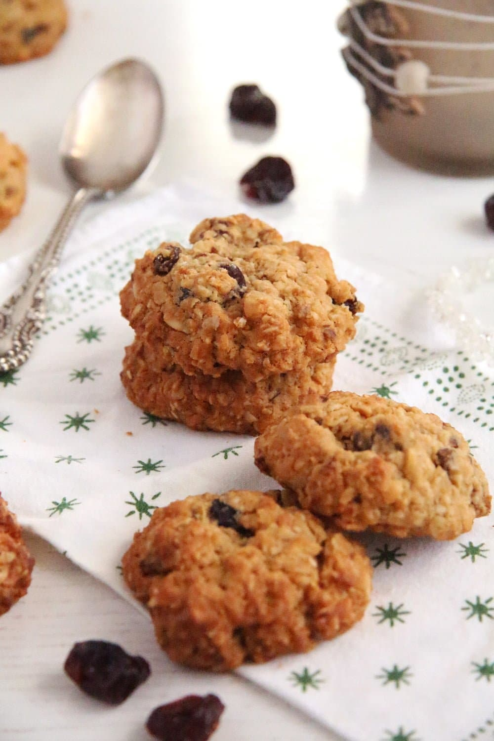 muesli cookies raisins Muesli Biscuits