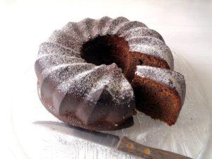 No Flour Chocolate Cake 300x225 Flourless Chocolate Cake