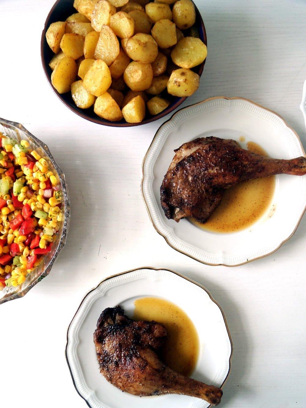 sweet and sour chicken Sweet and Sour Chicken Legs