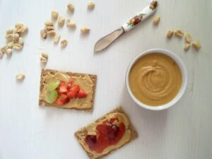 peanut butter homemade 300x225 How To Roast Peanuts And Make Peanut Butter