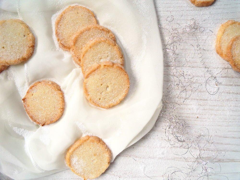 heidesand german German Heidesand Cookies