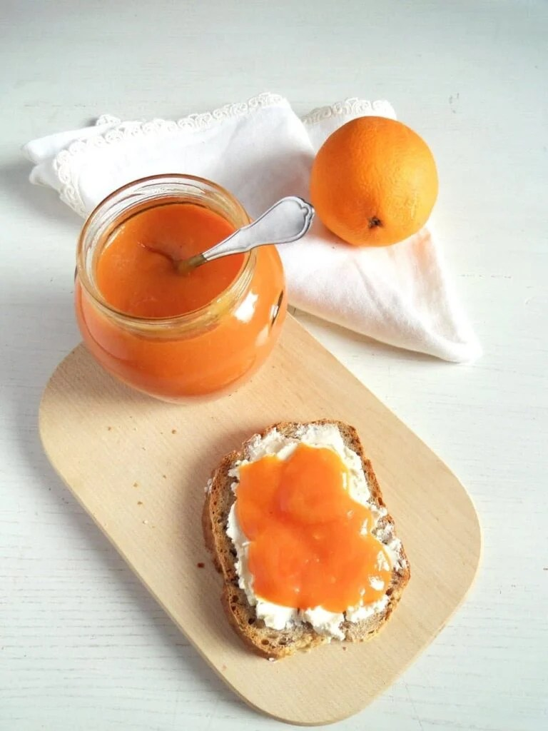 blood orange spread 768x1024 Blood Orange Jam