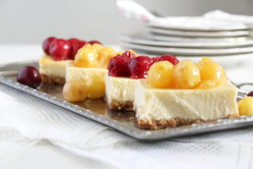 cherry cheesecake philadelp Cherry Cheesecake