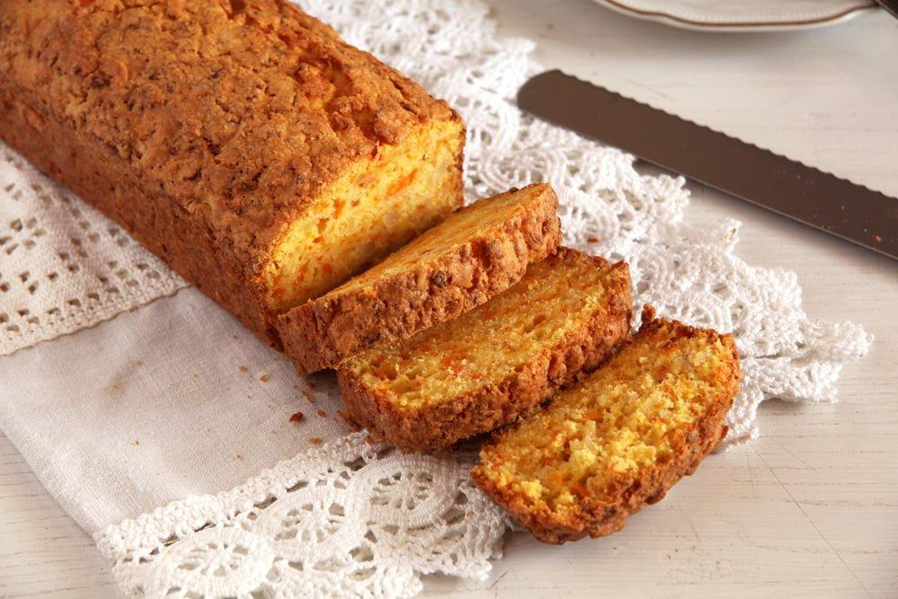 pumpkin bread sweet Pumpkin Almond Bread