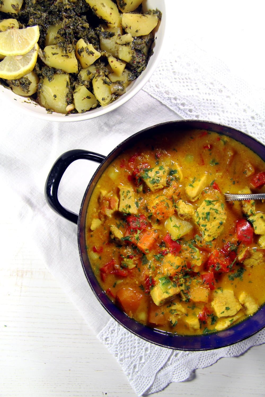 pumpkin turkey curry Pumpkin Turkey Curry