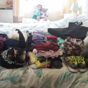Is this too much stuff to bring? :P