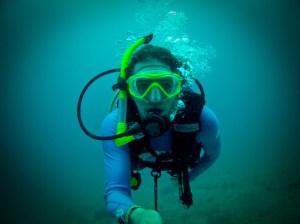 diving scuba